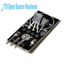 2PCS Digital DS18B20 Temperature Module Detection Sensor Module Board Arduino DC 5V 18B20 Digital Signal Output