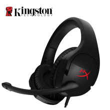 Kingston HyperX Cloud Stinger Headphone with Microphone Mic Auriculares Steelseries Gaming Headset  For PC PS4 Xbox Mobile
