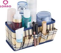 LOAAO Make Up box Cosmetic Storage Box Container Bag Case home Storage organizer Box makeup Bag