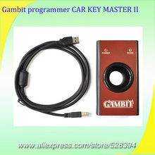 Auto Transponder Chip programmer Gambit programmer CAR KEY MASTER II DHL EMS Fast Delivery Most Reasonable Shipping Fee