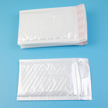 10pcs White 11*15+4cm Waterproof Sunscreen Express Delivery  Poly Bubble Mailer Envelopes Padded Mailing Bag