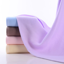 1pc New 34*75cm Microfiber Fabric Soft Face Flower Towel Bamboo Quick Dry Towels Towel Microfiber Bath Towels For Adults 2017@GH