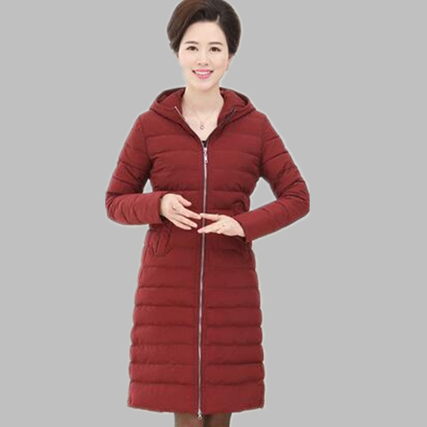 Women Down Jacket 2017 Fashion New Womens Winter Coat Long Womens Down Jackets For Femle Autumn Parkas Three Styles M-XXL E0687Одежда и ак�е��уары<br><br><br>Aliexpress