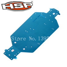 HSP RC Car Upgrade Parts Accessories 04001 03601 Metallic Chassis HSP 1/10 Scale Models 94111 Of-Road Car Part Free shipping