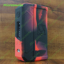 RHS ModShield for Lost Vape Skar DNA 75 - Evolv Therion 200 133 166 Silicone Case Sleeve Cover Therion DNA75 thicker rubber box
