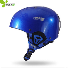 PROPRO ABS shell kid ski helmets child headwear protection cycling helmet for scooter safe sports cap skateboarding helmets(China)