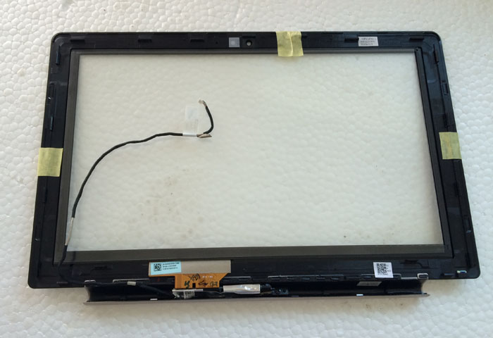For ASUS X202E S200E S200 touch screen (touch screen with border B shell and small board)<br>