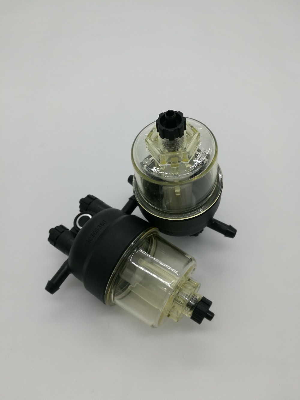 Pre-fuel water separator filter 130306380 400 series engine for Perkins (2 PCS) <br>