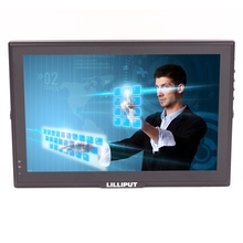 Lilliput 10 inch IPS 1280x800 Multi-touch Screen Capacitive Monitor With HDMI VGA AV Input FA1014-NP/C/T(China)