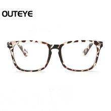 Retro Optical Myopia Glasses Fashion Clear Lens Eyewear Nerd Eye Glass Frame Transparent Computer Eyeglasses Frame For Men Women