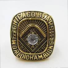1963 chicago bears Championship Ring Size 11 Best Gift for Fans Collection(China)