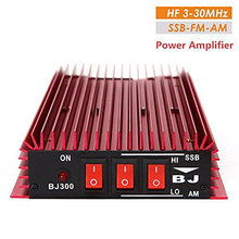 Power Amplifier 100W FM 150W AM 300W SSB 20-30MHZ BJ-300 Mini-size and High Power CB Amplifier(China)