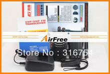 FREE SHIPPING Baofeng Walkie Talkie BF-888S 5Watts UHF Two Way Radio with LED Flashlight BF888S CB Radio Transceiver