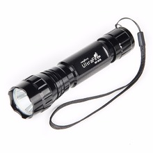 UltraFire WF 501B 800lm White Light XM-L T6 LED Portable Torch  Flashlight with Multiple choice on parts collocation and mode