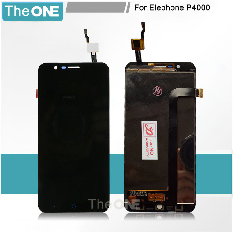 For Elephone P4000 LCD Screen lcd display+Touch Panel Replacement For Elephone P4000<br>
