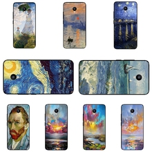 Buy DIY Meizu M3 Mini Black Soft TPU Phone Case Meizu M3S Mini Shell Meilan 3 Ultra Thin Cover Van Gogh Pattern Skin for $1.97 in AliExpress store