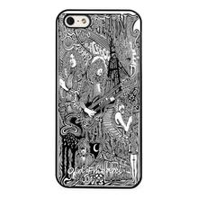 Led Zepplin Rock Band Art Phone Case Cover for iphone 4 5s 5c SE 6 6s 6plus 6splus Samsung galaxy s3 s4 s5 s6 s7 edge