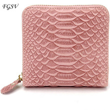 Hot selling High quality split leather business card holder fashion designer retail and wholesale Model:FGS209