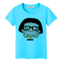 BGtomato Cute design lovely girl T-shirts Original Brand New clothes cartoon casual shirts women tops tees cheap sale(China)