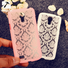 Rubberized Painted for For Samsung S4 mini I9190 SIV mini bag Dream Catcher Vintage Damask Flower Hard Plastic phone case