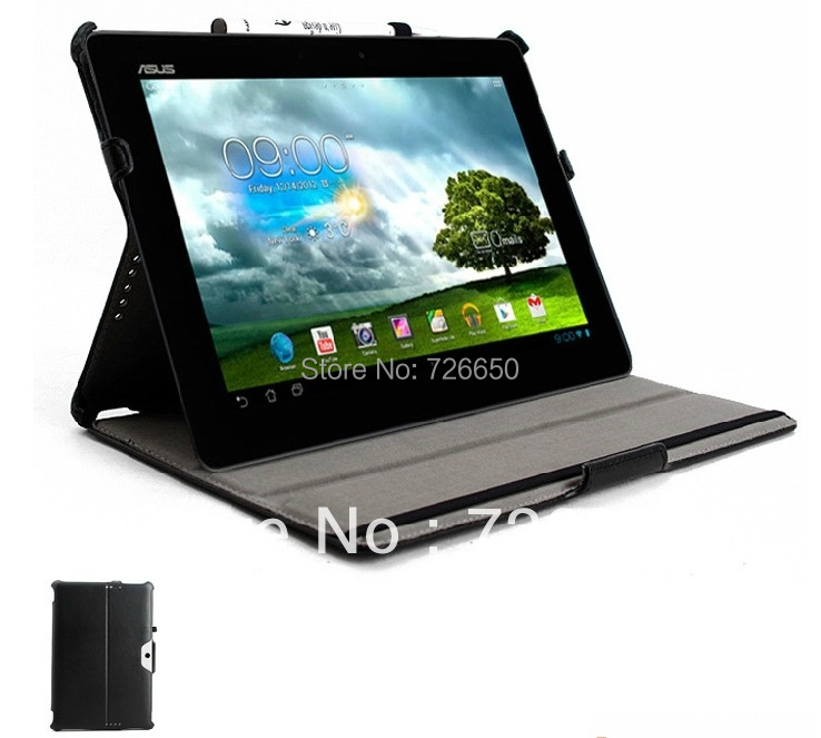 For  ASUS MeMO Pad ME301TNEW Slim Ultra Thin Arm Band PU luxury leather case Cover <br>