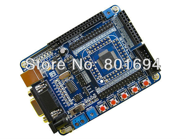 MSP430F149 Mini System MSP430 Development Board With BSL Programmer+ USB Calble<br><br>Aliexpress