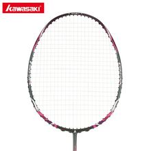 Kawasaki Badminton Rackets with String Professional Badminton Racquets for Beginners Firefox P520(China)
