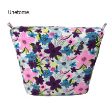 Mini/Classic waterproof Inner Pocket Lining Waterproof Canvas Insert for Obag mini inner EVA O BAG Women Handbag accessories(China)
