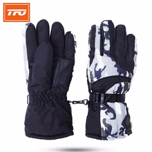 TFO Ski Gloves Men Women Winter Gloves Snowboarding Cross Country Skis Mittens Snowmobile Skiing Glove Motorcycle Snow 502602
