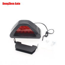 1X 12 LED Red Strobe Safety Flash Lamp Auto Taillight Car Stop Brake Light Rear Fog Light Tail DRL Daytime Running Light Xenon