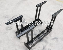 New folding and extendable dining table parts frame T01