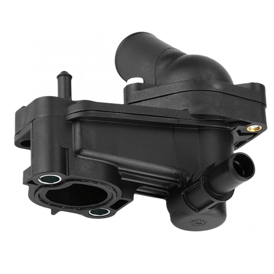 Coolant Thermostat Housing Compatible for Ford Tourneo Connect 2S4Q-9K478-AD
