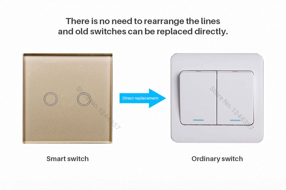EUUK Standard smart touch switch (9)