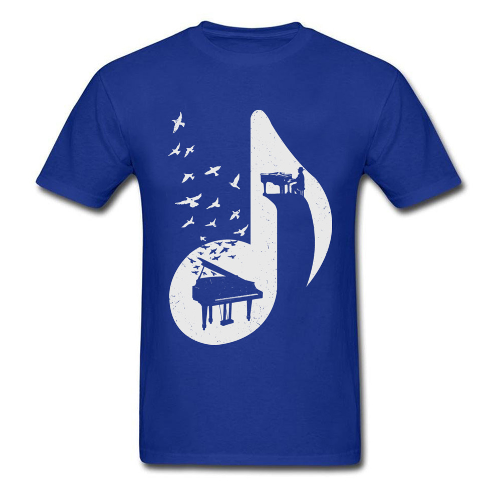 Musical note - Piano_blue