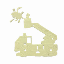 Lifting Truck Metal Cutting Dies Stencils for DIY Scrapbooking/photo Album Decorative Embossing DIY Paper Cards