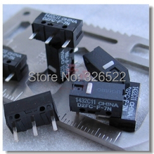 Free shiping 20PCS OMRON Micro Switch Microswitch D2FC-F-7N for Mouse D2F-J Microswitch Next Generation of D2FC-F-7N