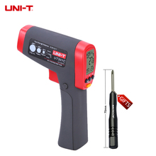 UNI-T UT301C 12:1 Infrared IR Thermometer Laser Temperature Gun Meter Range -18~550 Centigrade/0~1022 Fahrenheit(China)