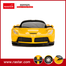 Rastar Licensed rc car 1:24 scale Ferrari LaFerrari rc drift cars brinquedo menino 48900 new year gift(China)