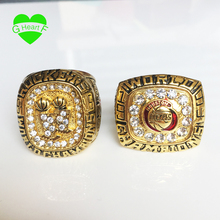1994 rockets clutch city Cureton world championship ring for man Gift free drop shipping