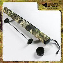 Archery Camo arrow quiver  New products arrow tube fit up 12pcs Arrows for bow hunting shooting free shipping