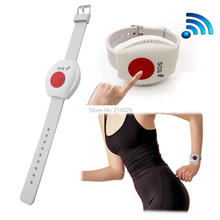 Wireless Medical Alarm Panic Button,Emergency call panic button waterproof