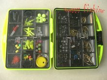 Plastic Buckle Case Styled Fishing Tool Tackle Box Enjoy Retail Connvenience at Wholesale Price(China)