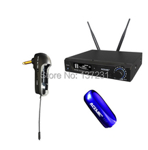 Electric Violin wireless transmitter receiver electric torch electric guitar wireless EX-100 true diversity 100m fidelity sound