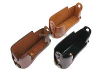 Leather Camera  Bag Leather Camera Bag Bottom Case for Fujifilm Fuji X-E1 X-E2 XE1 XE2 Half Body Cover With Hand Strap