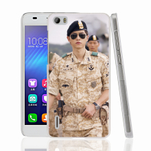 23765 Descendants Of The Sun Heygyo Joonggi Military cell phone Cover Case for huawei honor 3C 4A 4X 4C 5X 6 7 8 V8 Y6