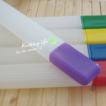 Plastic knitting needles box, sweater knitting needles storage box tools, sewing box, Knitting Tools(China)