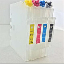 4PCS/set GC41 Refillable Ink Cartridge For Ricoh SG2100N SG3100 SG3100SNW SG3110DNW SG3110DN SG3110SFNW printer Permanent chips