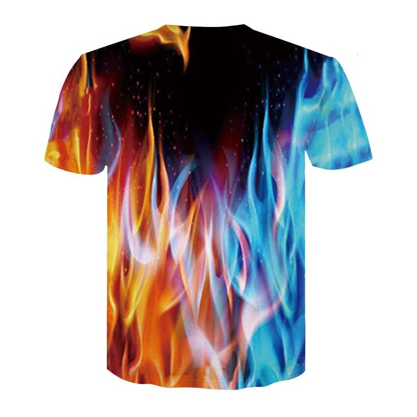 AE069-T恤短袖模版-后
