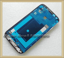 10Pcs/lot Gold Silver Housing Metal Frame Front Plate Bezel Cover For Samsung Galaxy S4 SIV I9500 I9505 I337 M919 I545 L720 R970