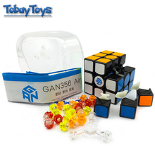 GAN 356 Air Magic Cube Master Speed Record Puzzle Toy Cube Professional Competition 356 Air Classic Gan Cubo De Rubik Cube(China)
